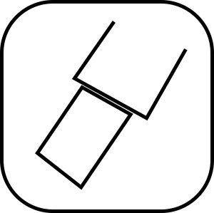 Broad Edge Pen Logo