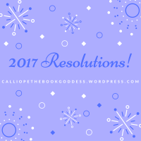 2017 Resolutions!