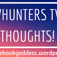 Shadowhunters TV Show Thoughts