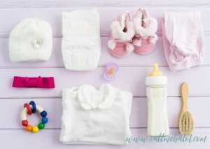 Newborn Baby Items