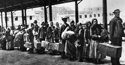 Image result for early american immigration