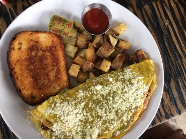 Nortena omelette