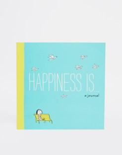 Carnet Happiness, Asos, 11,49 euros