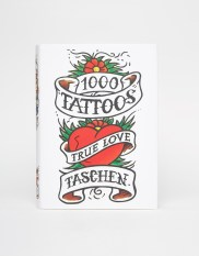 Livre 1000 Tatoos, 17,99 euros