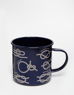 Mug motif nœuds de scouts, 15,99 euros