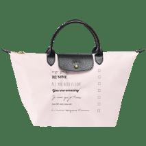 Le pliage Saint-Valentin, Longchamp, 95 euros