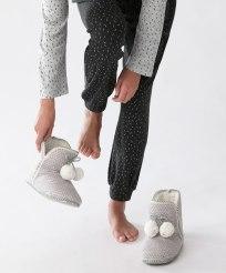 Pantalon brillant, Oysho, 23 euros