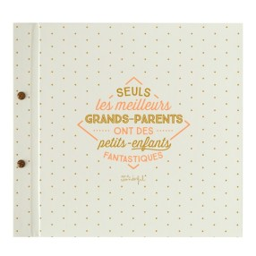 Album Meilleurs grands-parents, MR. WONDERFUL, 30,00 euros