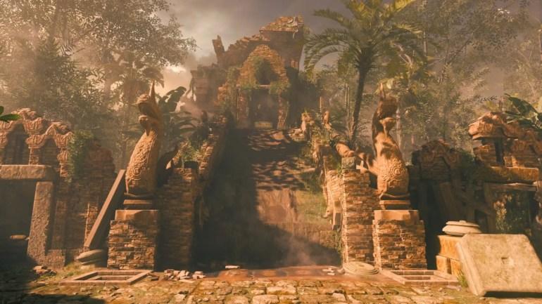 Shangri-La - Black Ops 3, Zombies - Call of Duty Maps