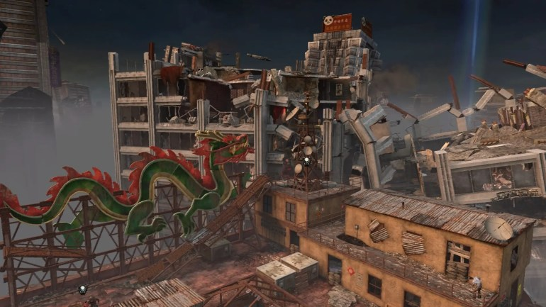 Die Rise - Black Ops 2, Zombies - Call of Duty Maps