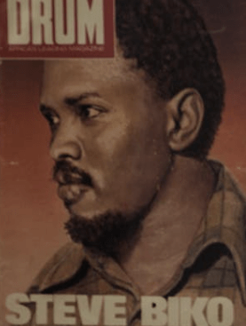 Steve Biko on Drum magazine