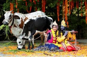 Radha and Krishna. Ajmer