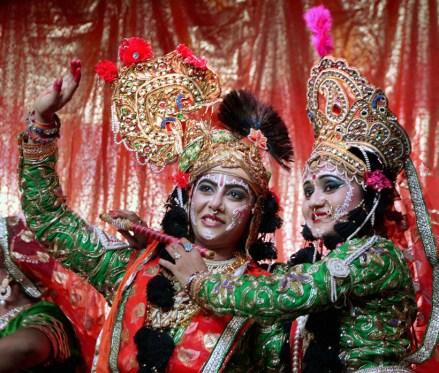 Krishna and Radha. Jabalpur