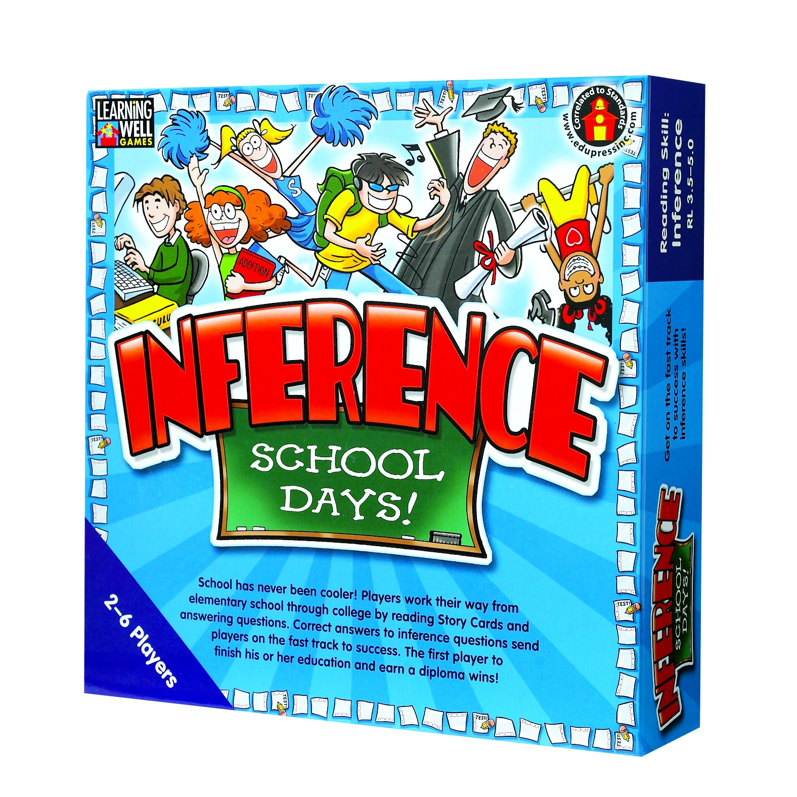 Inference School Days Game
