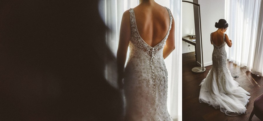 great photo of brides dress