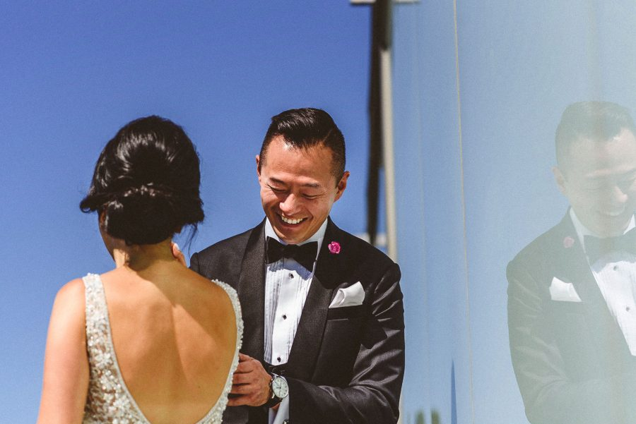 First look at Thompson Hotel Wedding