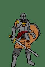 KnightResting