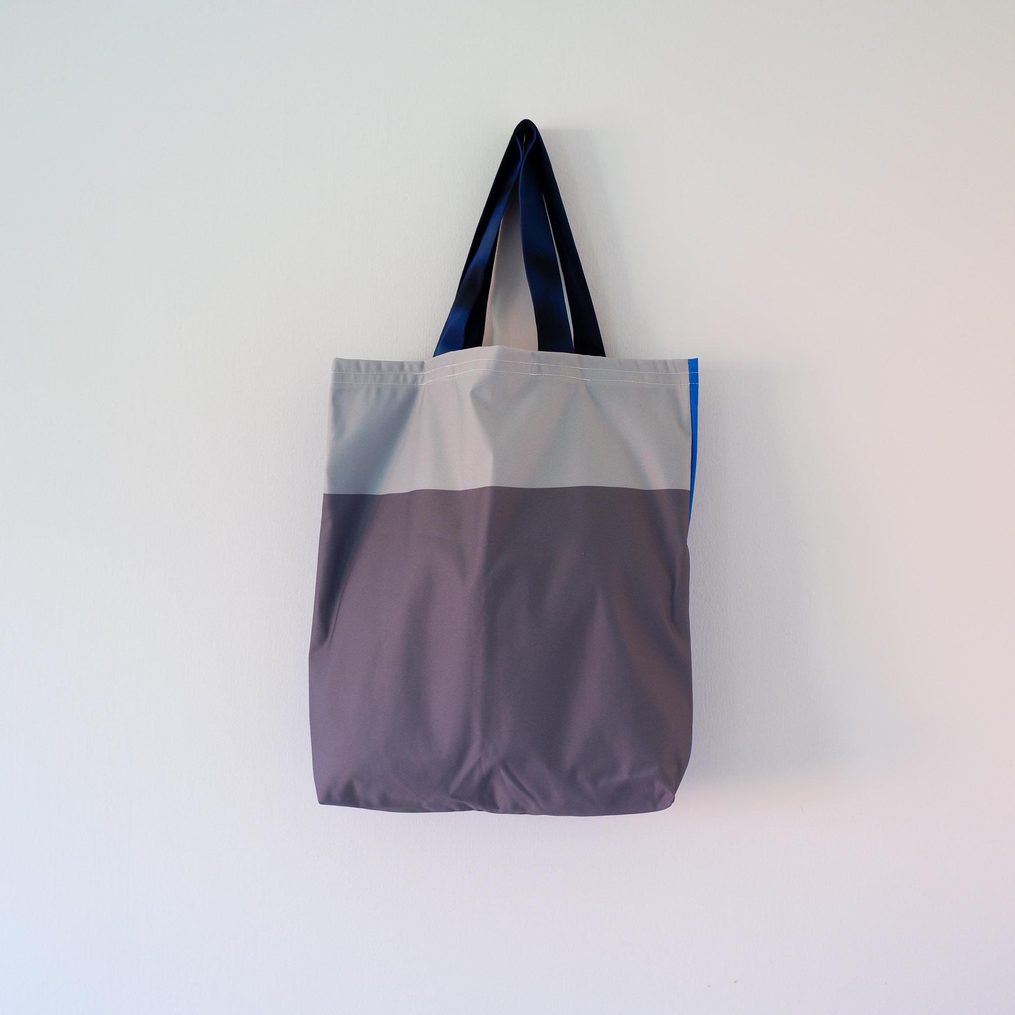Tote Bag… Greys & Blue
