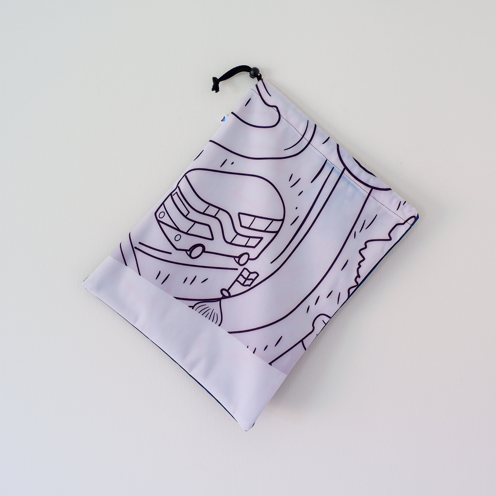 Drawstring Bag… Victoria
