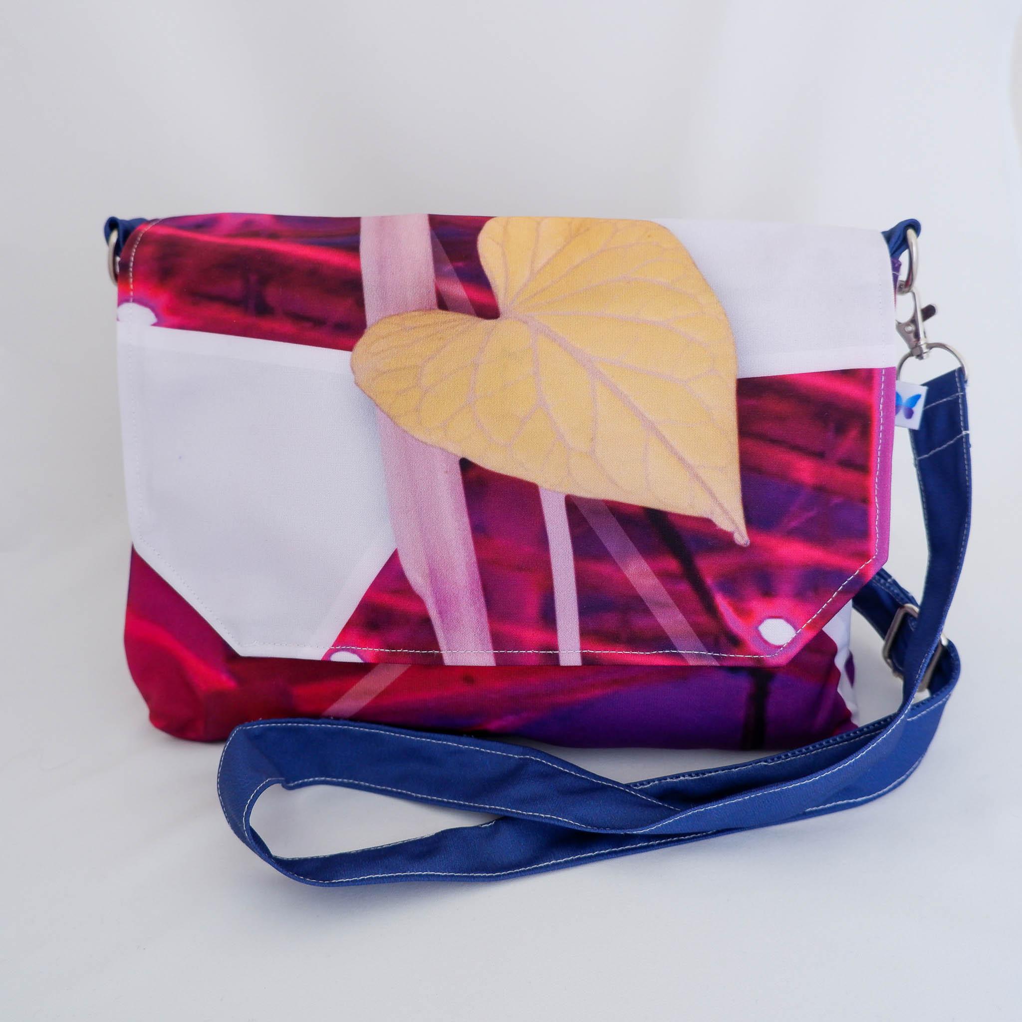 Cross Body Handbag… Fleur