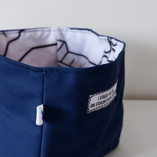Fabric Storage Box… Victoria
