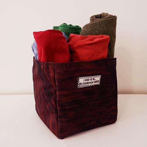 Fabric Storage Box… Willow