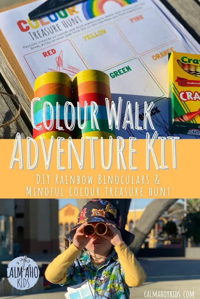 Colour Walk Adventure Kit Craft for Kids
