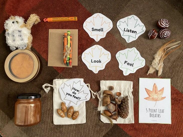 Autumn Calm kit