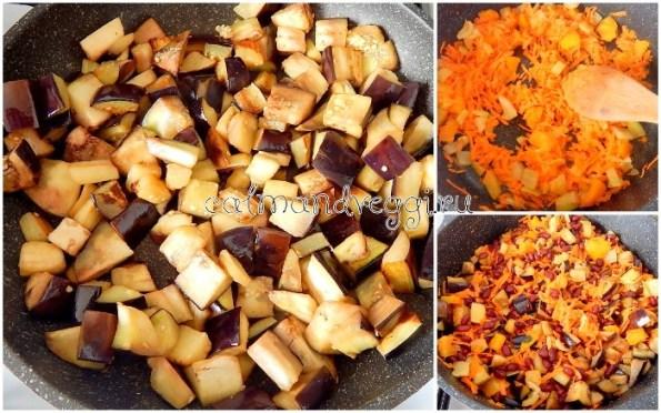 Овощное рагу с красной фасоли рецепт с фото
