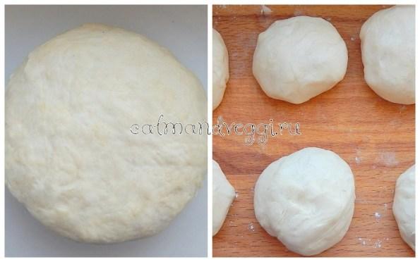 тесто для штруделя без яиц