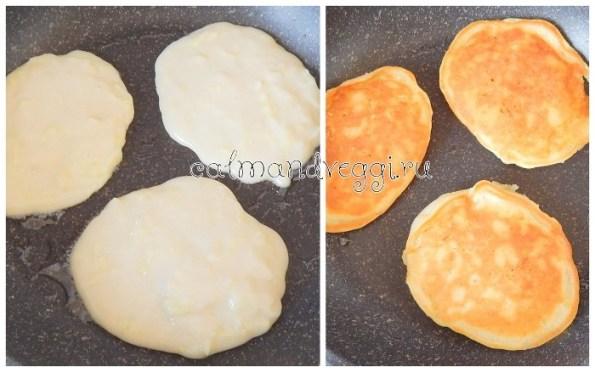 Кабачковые оладьи без яиц рецепт с фото