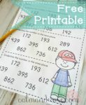 free-printable-ones-tens-hundreds-place-value-math-homeschool-curriculum