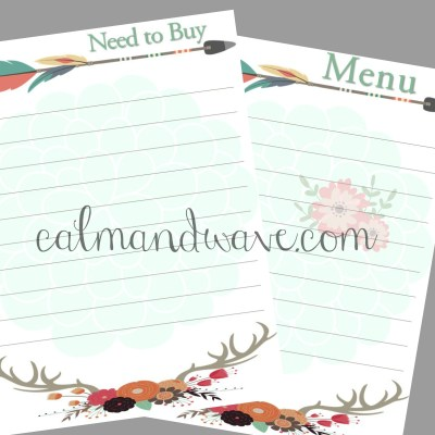 grocery-list-and-menu-printable-calmandwave-com-free