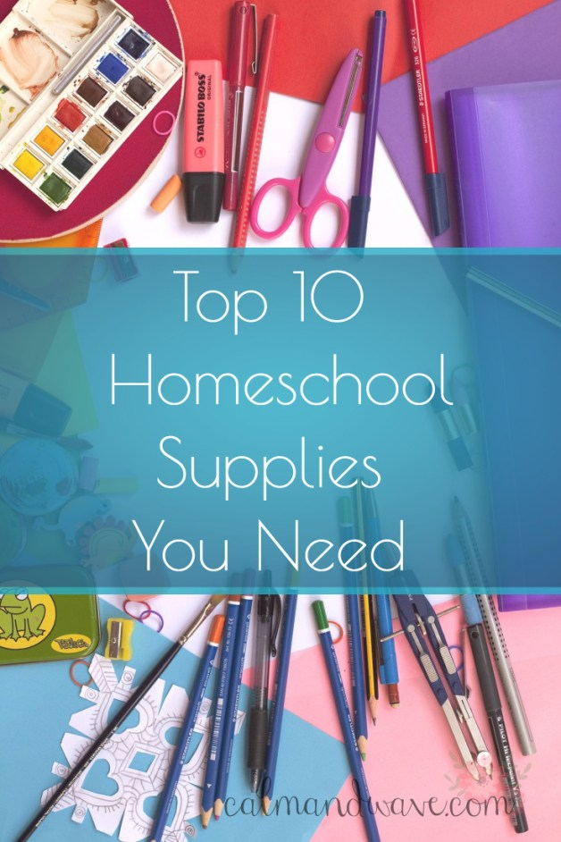 homeschool supplies you need pic 2