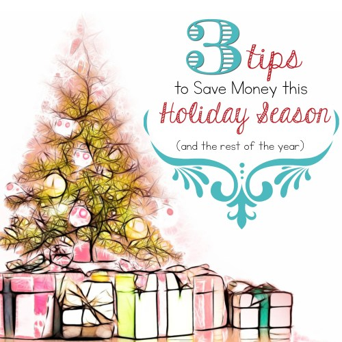 3 tips to save money this holiday season and the rest of the year thrifty coupons calm and wave