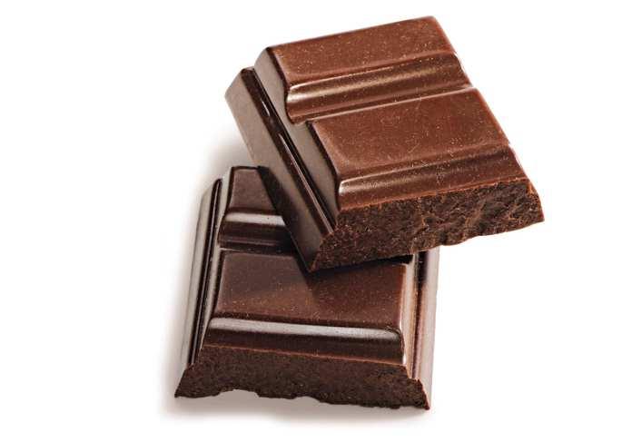 Chocolate acelera o cérebro - Calmante natural