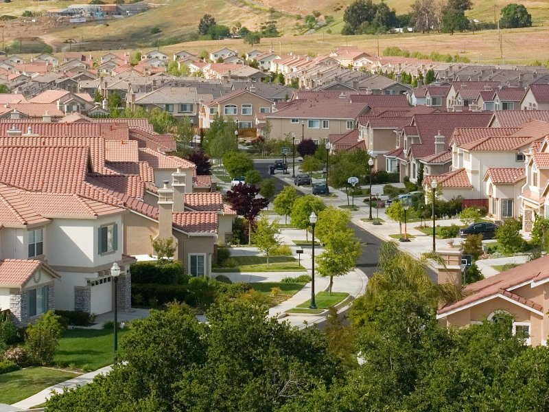 San Jose Housing Development, photo by Sean O'Flaherty via Wikimedia Commons