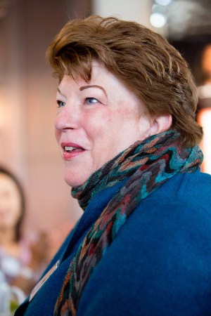 Delaine Eastin is far behind in the polls as she runs for governor in 2018.