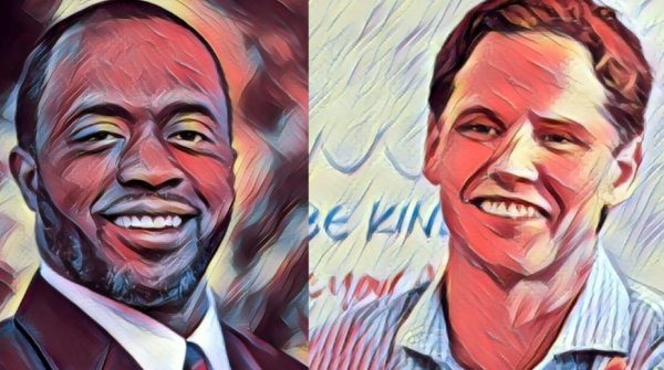 Top contenders to be the next California schools' chief: Tony Thurmond and Marshall Tuck.