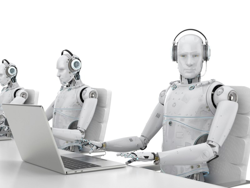 robots future of work california