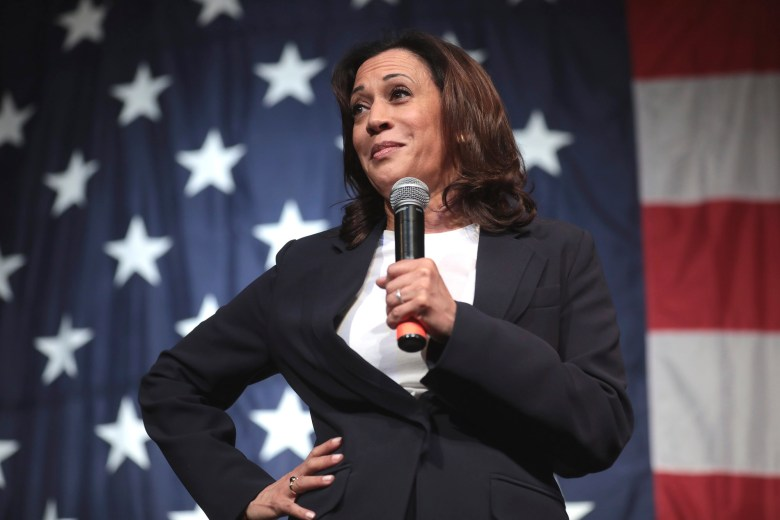 Will Kamala Harris Be The Next Vice President Calmatters