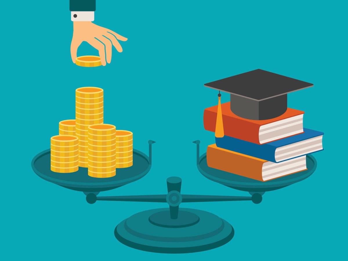 student spending