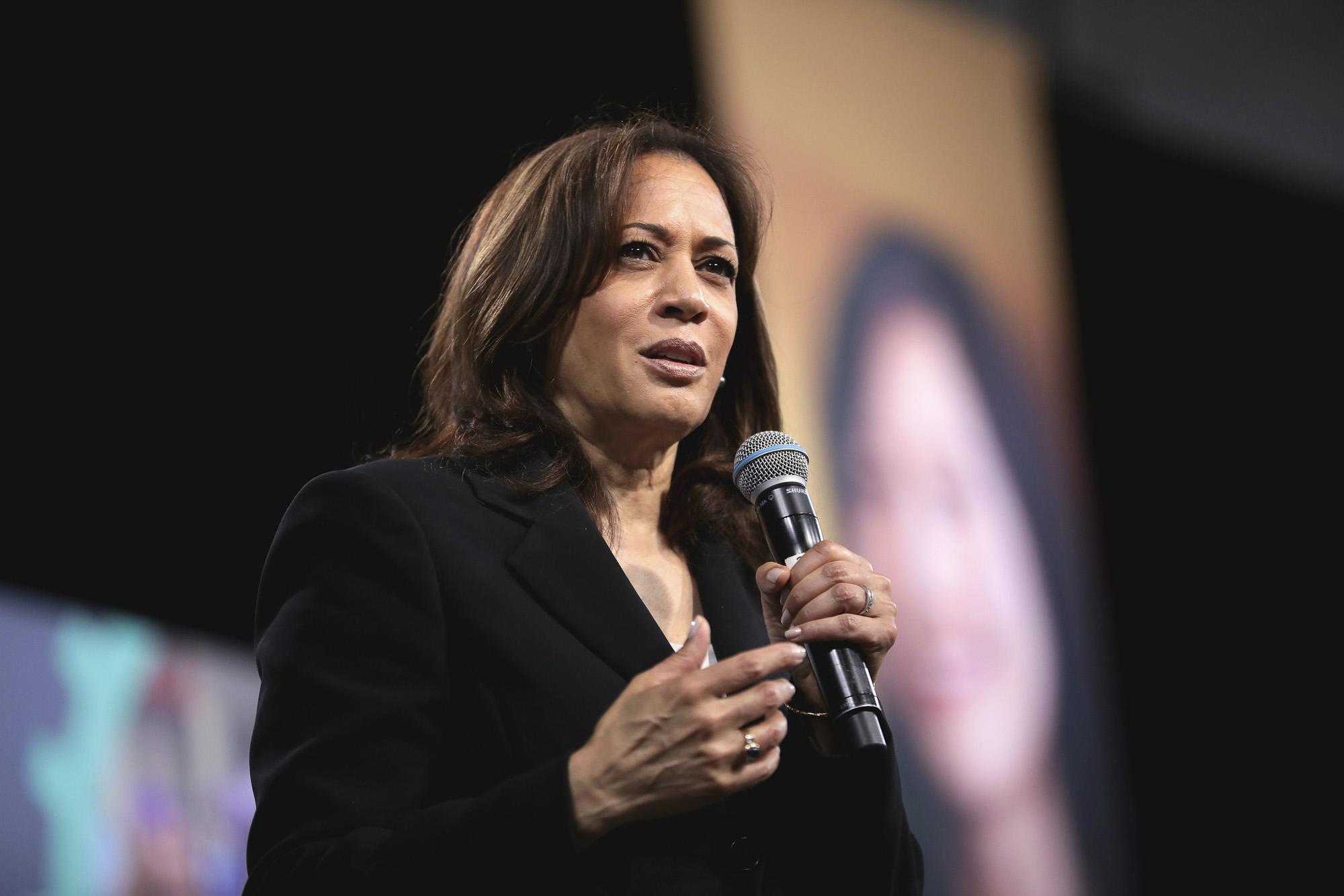 Who Will Newsom Pick To Fill Kamala Harris Senate Seat Calmatters