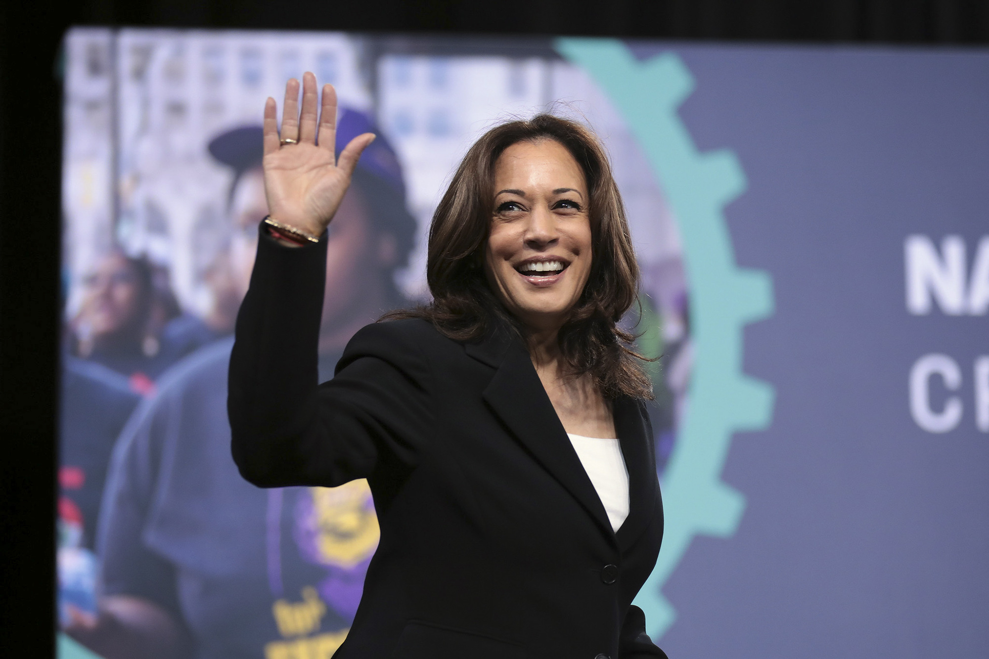 The Spotlight Is On Kamala Harris San Francisco And Ca Calmatters