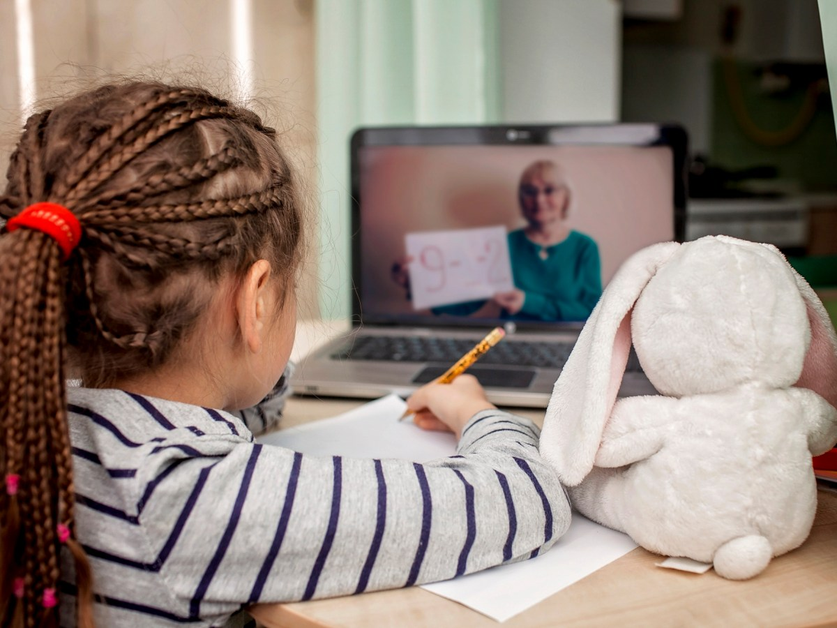 california schools distance learning