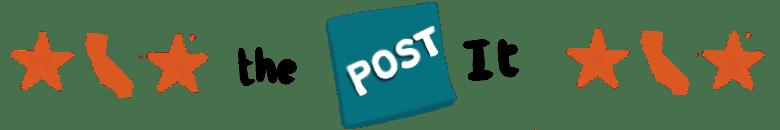 post it newsletter banner
