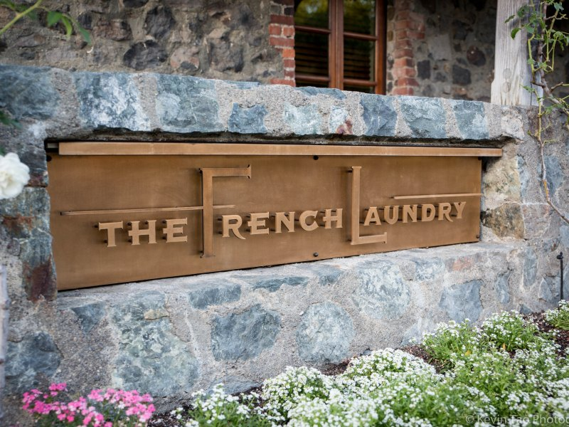 The exclusive French Laundry restaurant in the Napa Valley, where California Gov. Gavin Newsom and representatives of the California Medical Association dined at a birthday party for lobbyist Jason Kinney —despite telling the public to avoid such gatherings during the coronavirus pandemic. Photo by K Tao via Flickr