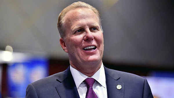 Former Mayor of San Diego, Kevin Faulconer. Photo by Chris Stone, Times of San Diego