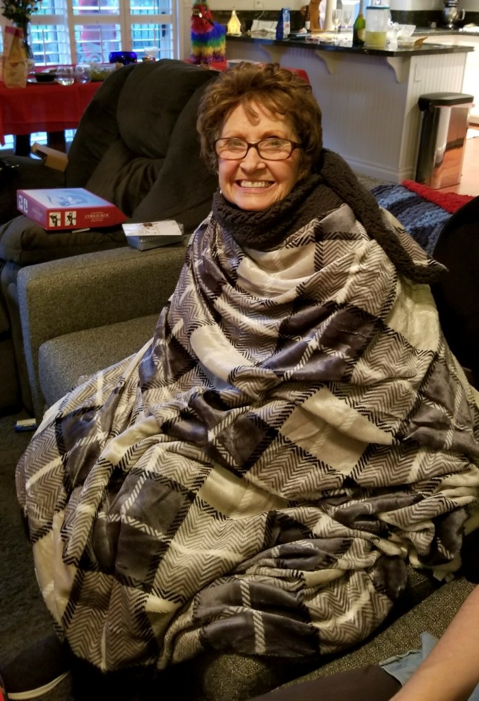 Barbara Franklin, who has terminal cancer caused by asbestos exposure, has been waiting for her court date since last spring when it was cancelled due to COVID-19. Photo courtesy of Steve Franklin