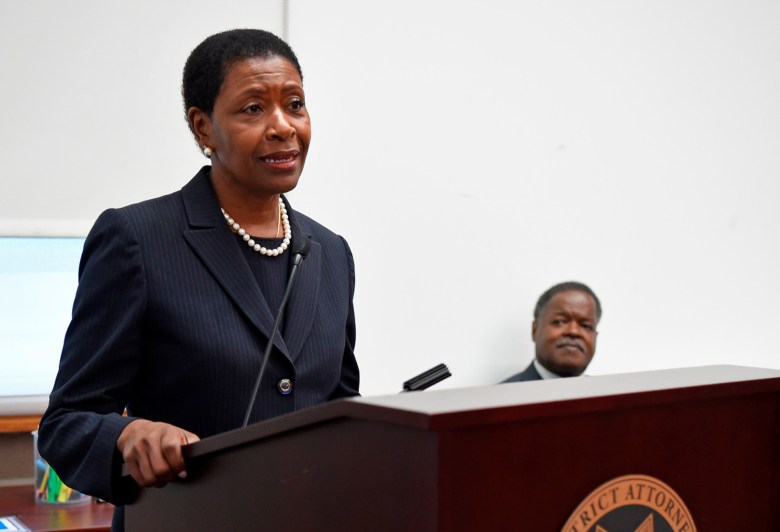 Diana Becton, Costa County District Attorney. Photo by Jose Carlos Fajardo, Bay Area News Group